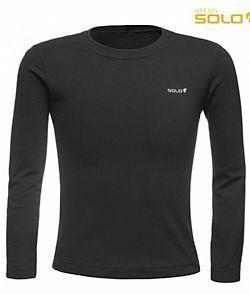 Segunda Pele Blusa SOLO X-Thermo T-Shirt Kids
