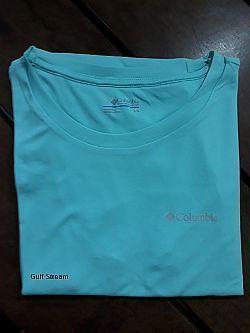 Camiseta Manga Curta Cool Breeze COLUMBIA Feminina