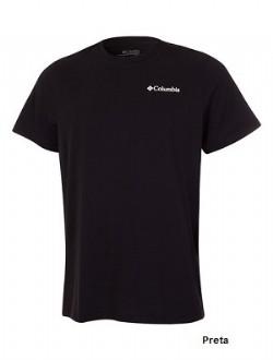 Camiseta Manga Curta COLUMBIA