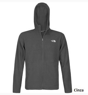 Jaqueta Glacier TKA Full Zip Hoodie THE NORTH FACE