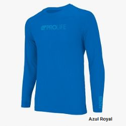 Camiseta Repelente de Insetos UV PROLIFE Masculina