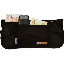 Kit VOX Money Belt+Tapa Olho AZTEQ